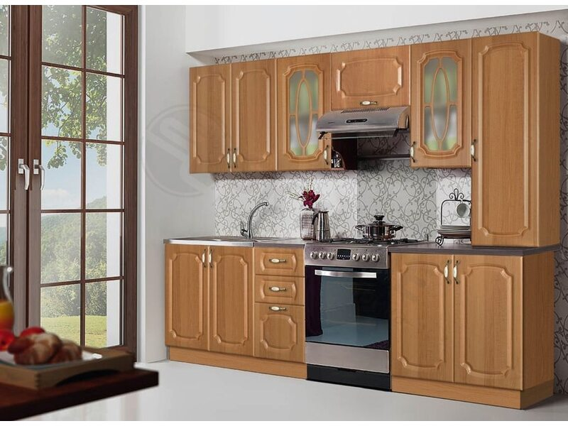 Кухня Базис-Классика длина 2.6 метра