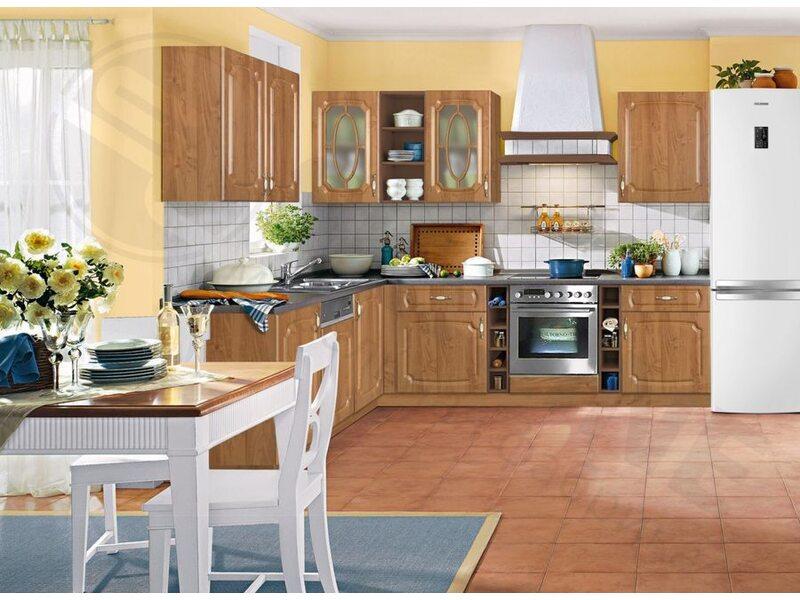 Кухня Базис-Классика длина 2.8 метра, ширина 2.0 метра