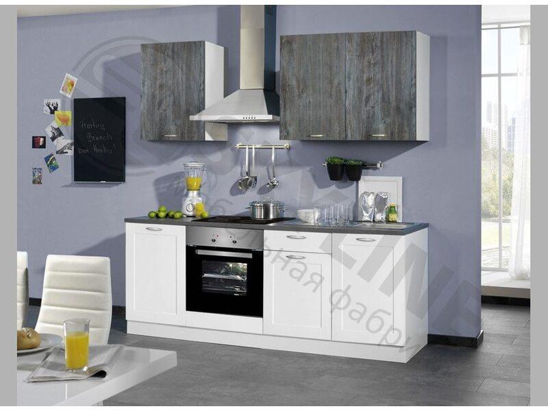 Кухня Базис Nicole-Mix длина 2.1 метра