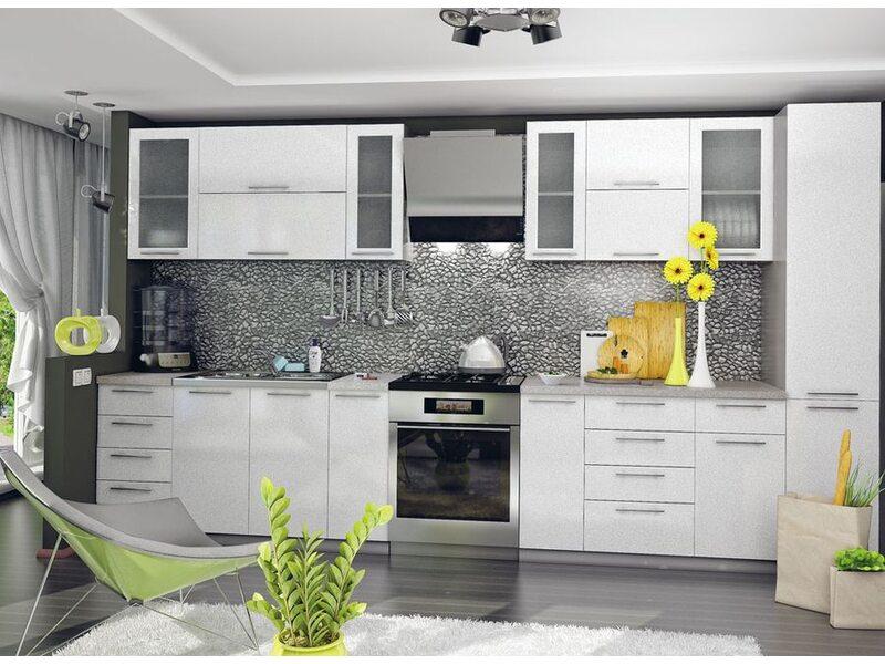 Кухня София длина 3.1 метра