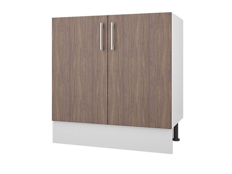 Мойка/Стол двухдверный кухня Европа ширина 800 мм высота 840 мм