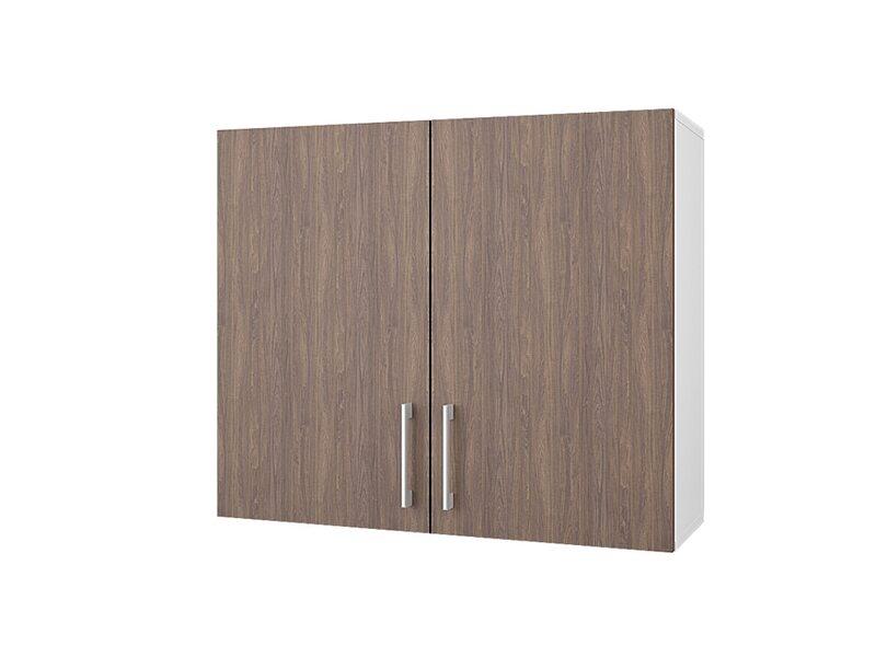 Шкаф двухдверный глухой кухня Европа ширина 800 мм высота 700 мм