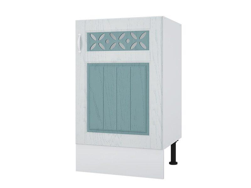 Мойка/Стол однодверный кухня Камелия ширина 500 мм высота 840 мм