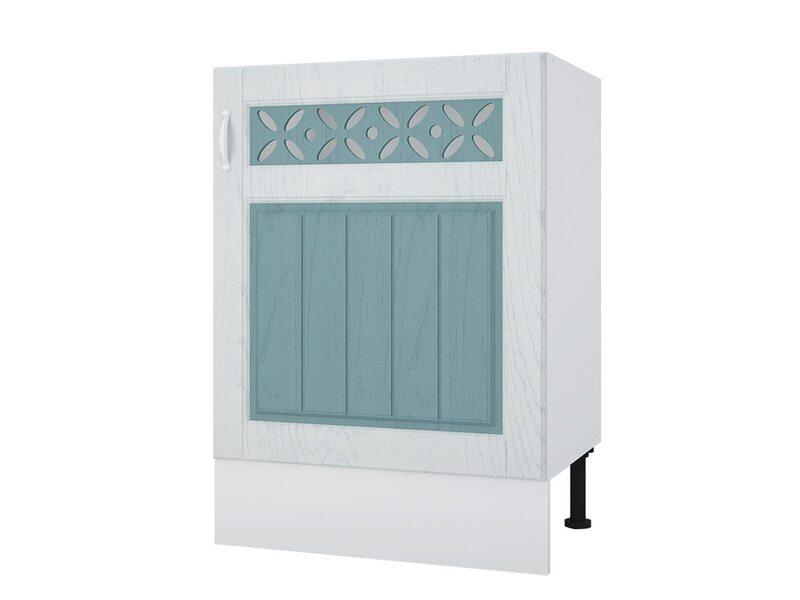 Мойка/Стол однодверный кухня Камелия ширина 600 мм высота 840 мм