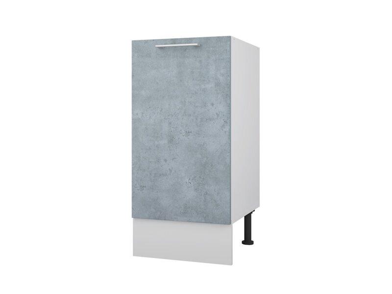 Стол однодверный кухня Лофт ширина 400 мм высота 840 мм