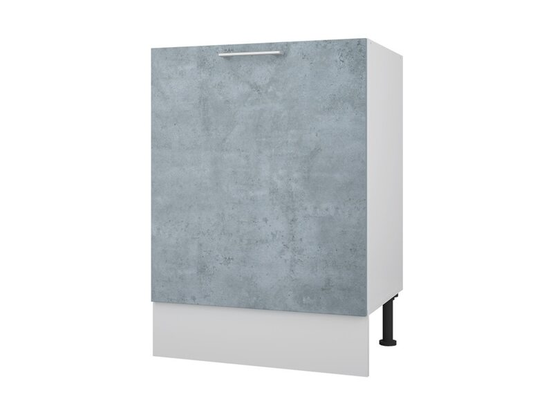 Мойка/Стол однодверный кухня Лофт ширина 600 мм высота 840 мм