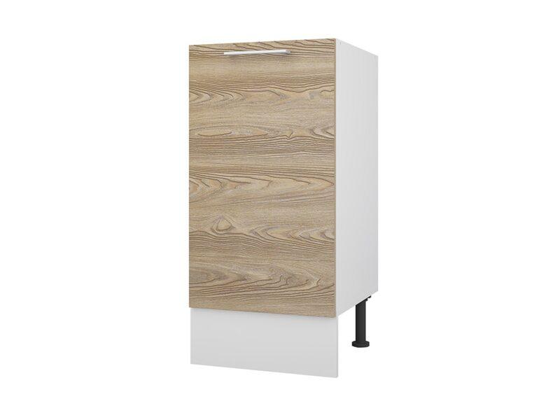 Стол однодверный кухня Полонез ширина 400 мм высота 840 мм
