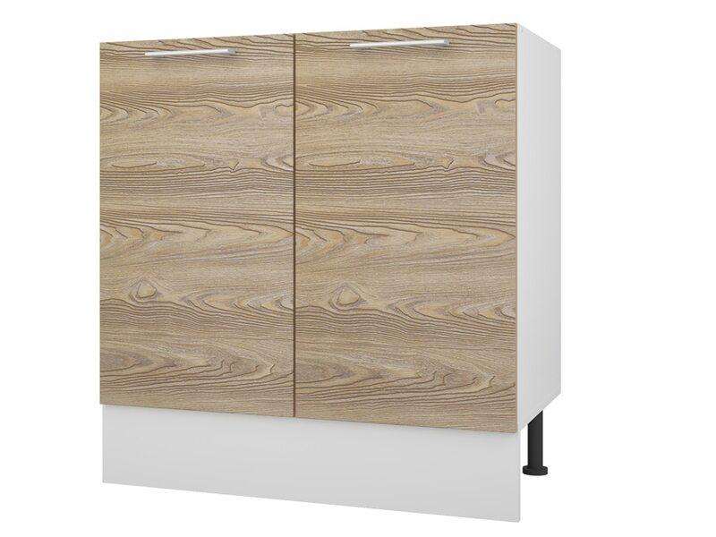 Мойка/Стол двухдверный кухня Полонез ширина 800 мм высота 840 мм