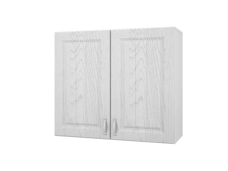 Шкаф двухдверный глухой кухня Принцесса ширина 800 мм высота 700 мм