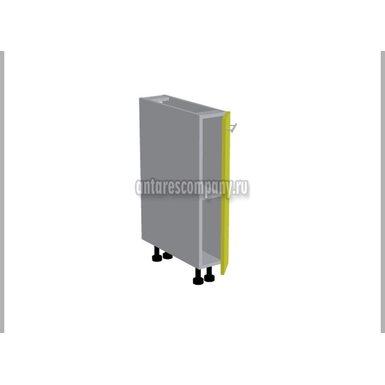 Рабочий стол 150  с 1 дверью (кухня Базис Linecolor)