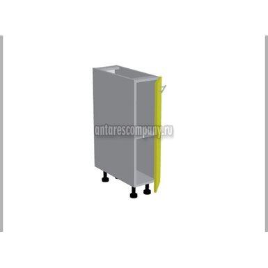 Рабочий стол 200  с 1 дверью (кухня Базис Linecolor)