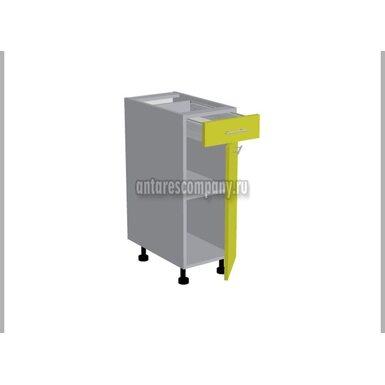 Рабочий стол 300 с 1 дверью (кухня Базис Linecolor)