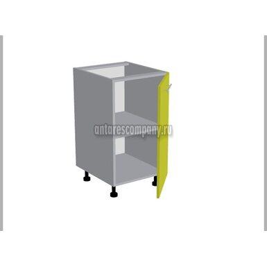 Стол однодверный кухня Базис Миксколор ширина 450 мм высота 820 мм Модуль №85