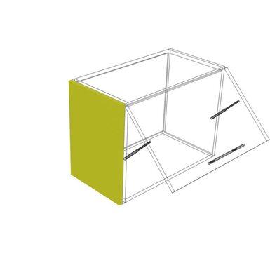 Накладка на бок верх 45 кухня Базис Миксколор высота 450 мм глубина 315 мм