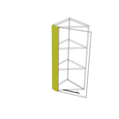 Накладка на скошенный шкаф 96 кухня Мишель высота 960 мм глубина 91 мм
