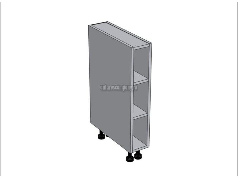 Стол открытый кухня Мишель ширина 150 мм высота 820 мм Модуль №152