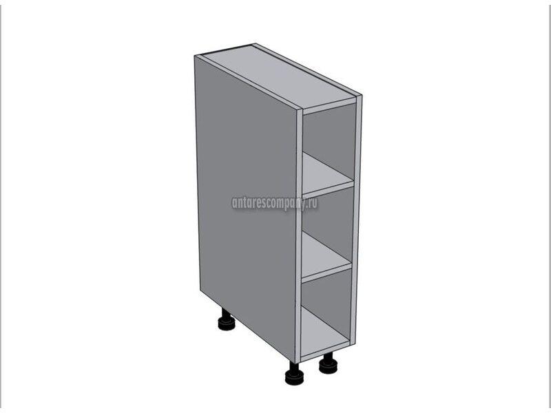 Стол открытый кухня Мишель ширина 200 мм высота 820 мм Модуль №153