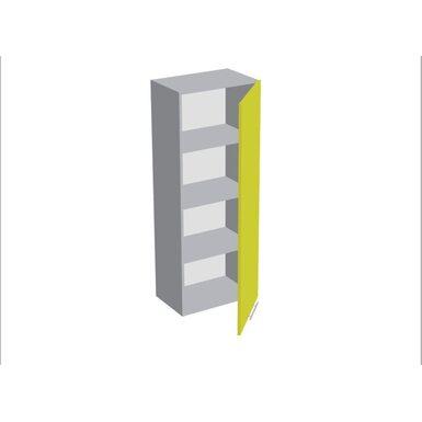 Колонна под духовой шкаф и микроволновку 3 ящика кухня Базис Миксколор ширина 600 мм высота 2140 мм Модуль №167