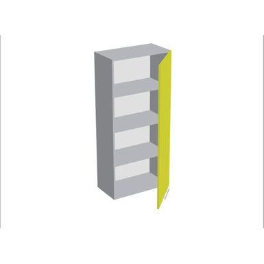 Колонна под духовой шкаф и микроволновку 3 ящика кухня Базис Миксколор ширина 600 мм высота 2380 мм Модуль №168