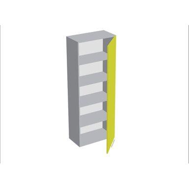 Пенал 600 с 1 дверью (кухня Базис Linecolor)
