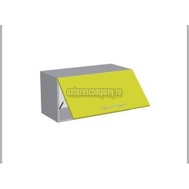 Шкаф горизонтальный глухой кухня Базис Миксколор ширина 700 мм высота 360 мм Модуль №56