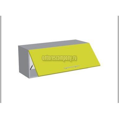 Шкаф горизонтальный глухой кухня Базис Миксколор ширина 900 мм высота 360 мм Модуль №58