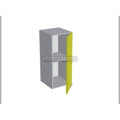 Шкаф однодверный глухой кухня Базис Миксколор ширина 300 мм высота 720 мм Модуль №1