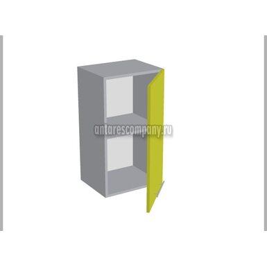 Шкаф однодверный глухой кухня Базис Миксколор ширина 400 мм высота 720 мм Модуль №3