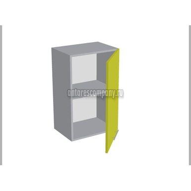 Шкаф однодверный глухой кухня Базис Миксколор ширина 450 мм высота 720 мм Модуль №4