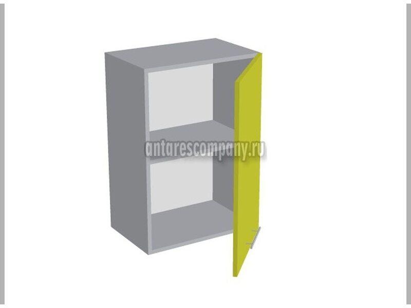 Шкаф однодверный глухой кухня Базис Вудколор ширина 500 мм высота 720 мм Модуль №5