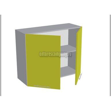 Шкаф двухдверный глухой кухня Базис Миксколор ширина 900 мм высота 720 мм Модуль №16