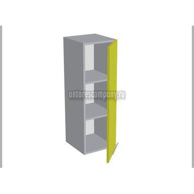 Шкаф однодверный глухой кухня Базис Миксколор ширина 300 мм высота 960 мм Модуль №28