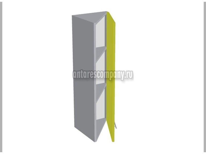 Шкаф завершающий глухой кухня Базис Вудлайн ширина 315 мм высота 960 мм Модуль №52
