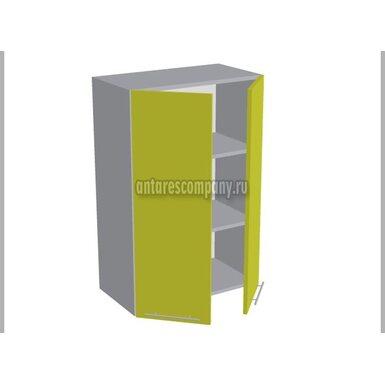Шкаф двухдверный глухой кухня Базис Миксколор ширина 600 мм высота 960 мм Модуль №40