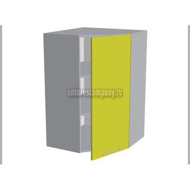 Шкаф угловой глухой кухня Базис Linewood ширина 600 мм высота 960 мм Модуль №48