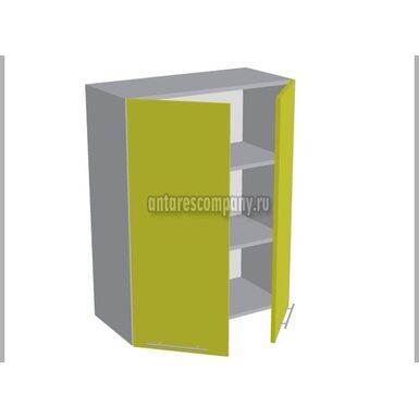 Шкаф двухдверный глухой кухня Базис Миксколор ширина 700 мм высота 960 мм Модуль №41