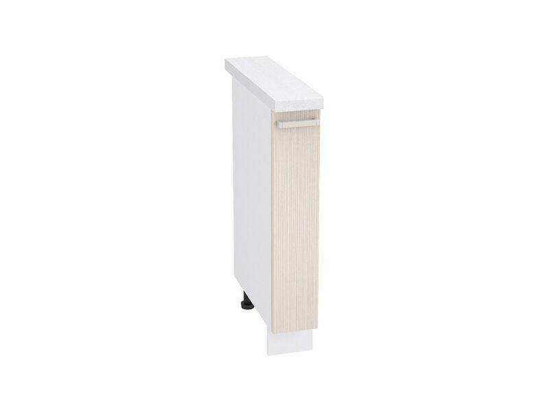 Модуль №59 Шкаф напольный 15 см
