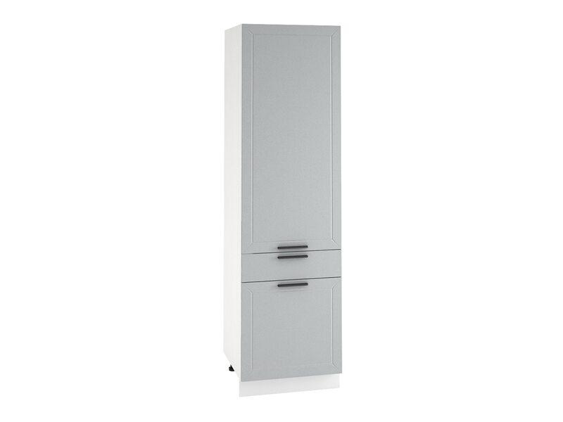 Пенал 1 ящик кухня Глетчер ширина 600 мм высота 2132 мм Модуль №76