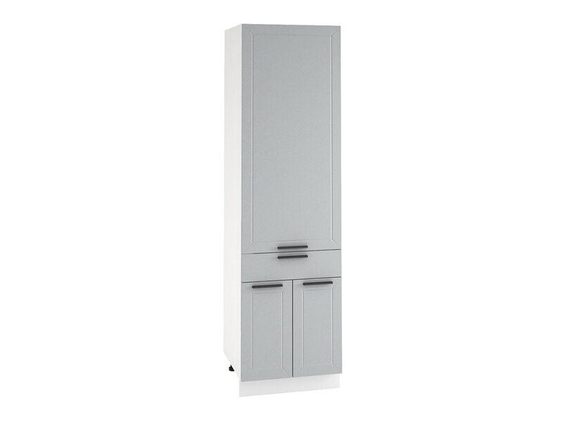 Пенал 1 ящик кухня Глетчер ширина 600 мм высота 2132 мм Модуль №75