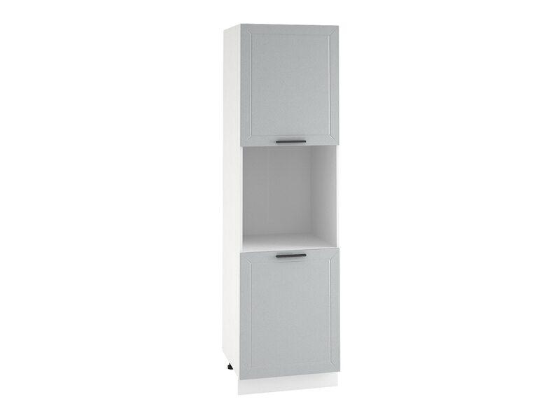 Колонна под духовой шкаф кухня Глетчер ширина 600 мм высота 2132 мм Модуль №71
