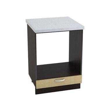 Стол под духовой шкаф кухня Настя ширина 600 мм высота 850 мм Модуль №36