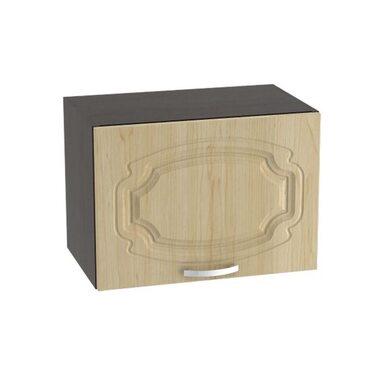Шкаф горизонтальный глухой кухня Настя ширина 500 мм высота 358 мм Модуль №13