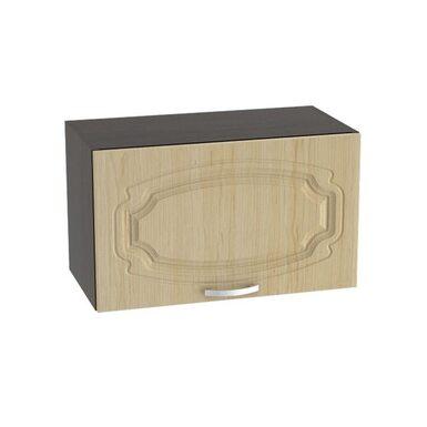 Шкаф горизонтальный глухой кухня Настя ширина 600 мм высота 318 мм Модуль №14