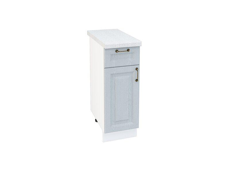 Стол однодверный 1 ящик кухня Ницца ширина 300 мм высота 850 мм Модуль №29