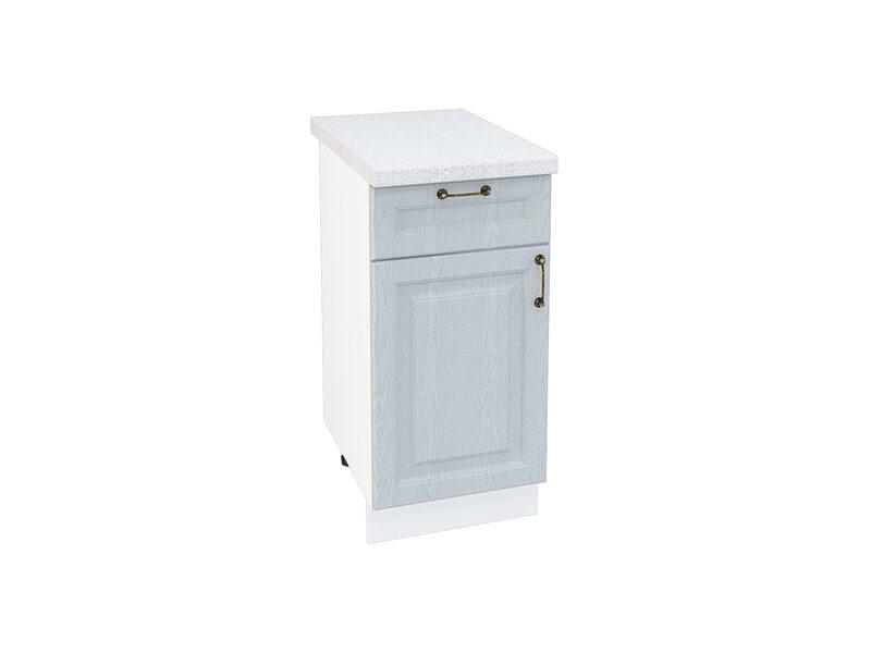 Стол однодверный 1 ящик кухня Ницца ширина 400 мм высота 850 мм Модуль №30