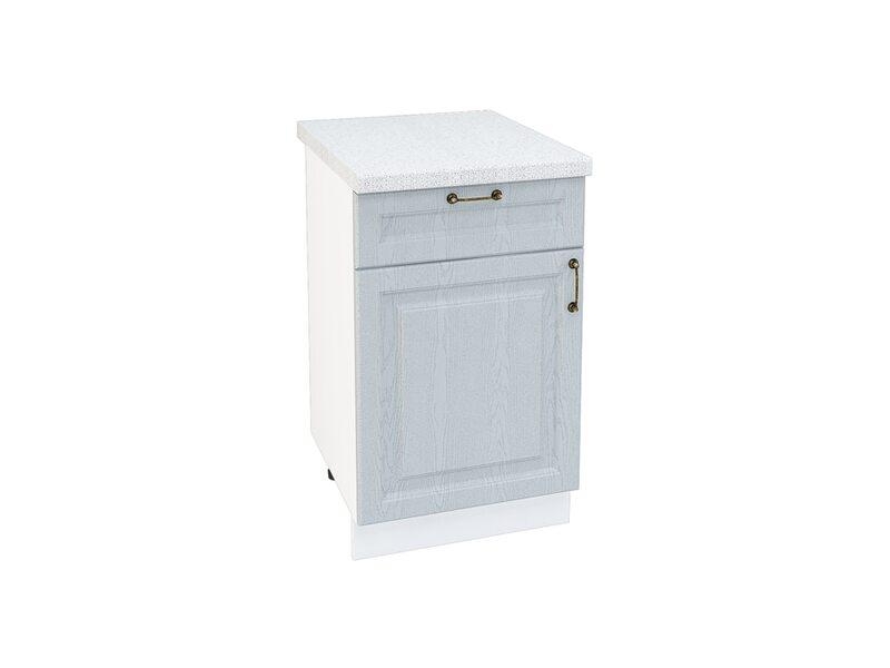 Стол однодверный 1 ящик кухня Ницца ширина 500 мм высота 850 мм Модуль №31