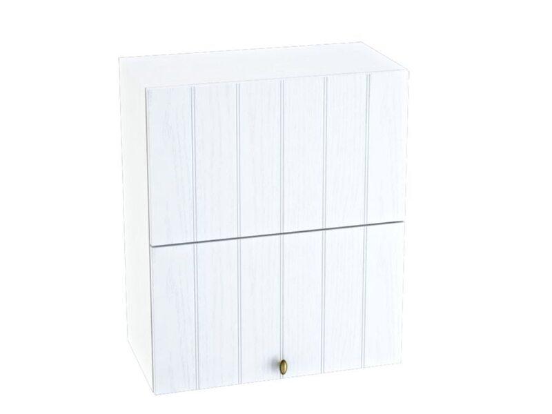 Шкаф горизонтальный глухой кухня Прованс ширина 600 мм высота 720 мм Модуль №135