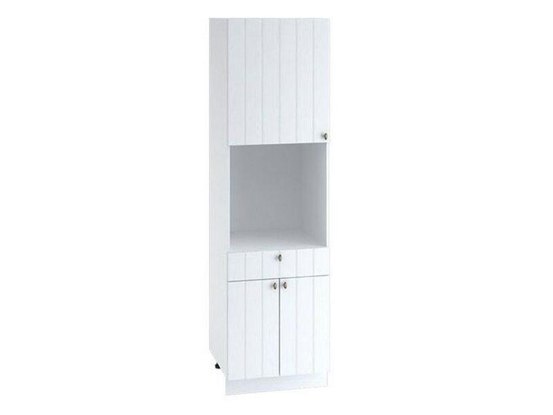 Колонна под духовой шкаф 1 ящик кухня Прованс ширина 600 мм высота 2132 мм Модуль №69