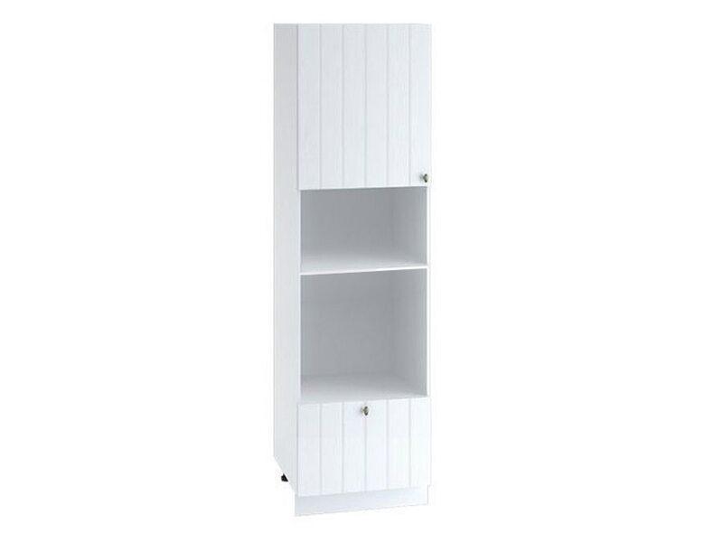 Колонна под духовой шкаф и микроволновку кухня Прованс ширина 600 мм высота 2132 мм Модуль №80