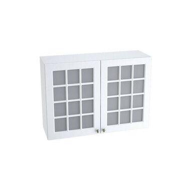 Навесной шкаф со стеклом на 1000 мм